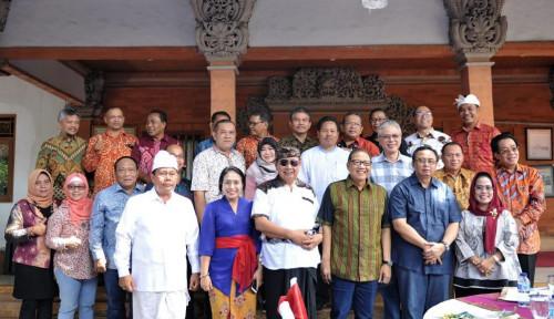 Foto Menteri Puspayoga Dukung Forkom KBI Gagas Cooperative Incorporated