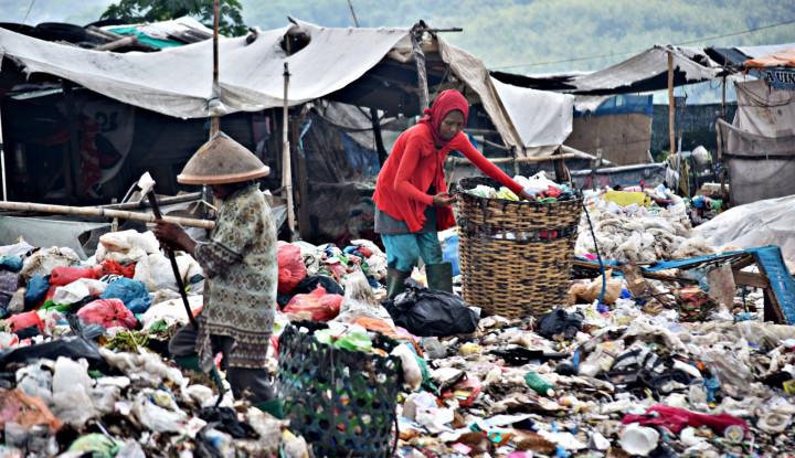 Tak Setuju Kantong Plastik Dilarang, IPR: Nasib Jutaan Pemulung? - Warta Ekonomi