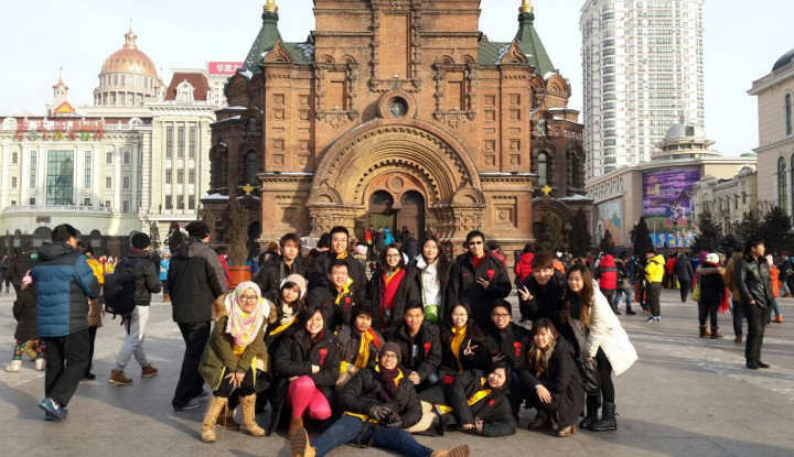 Foto Berita Gelar Kelas Internasional, Universitas Ini Gandeng 3 Kampus Tiongkok