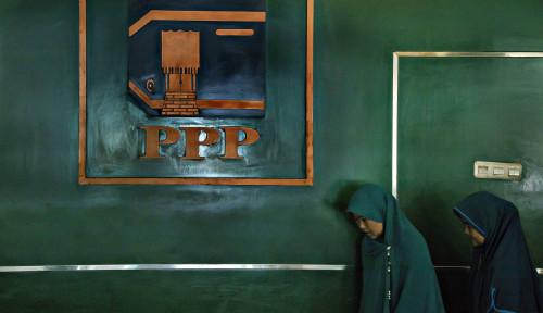 Foto PPP Bilang Punya Banyak Stok Kader untuk Jadi Menteri