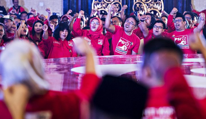 PSI Bakal Lakukan Safari Solidaritas di Jayapura - Warta Ekonomi