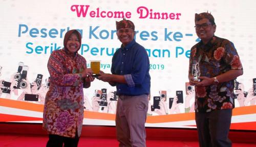Foto Selamat! 300 Jamban Sehat HPN Dapat Penghargaan Wali Kota Surabaya