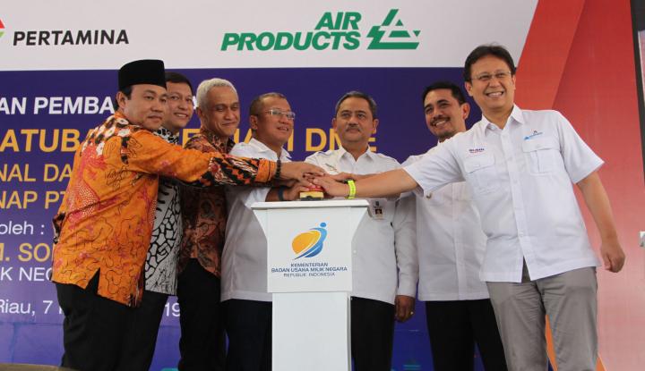 Foto Berita PT BA Segera Bangun Pabrik DME