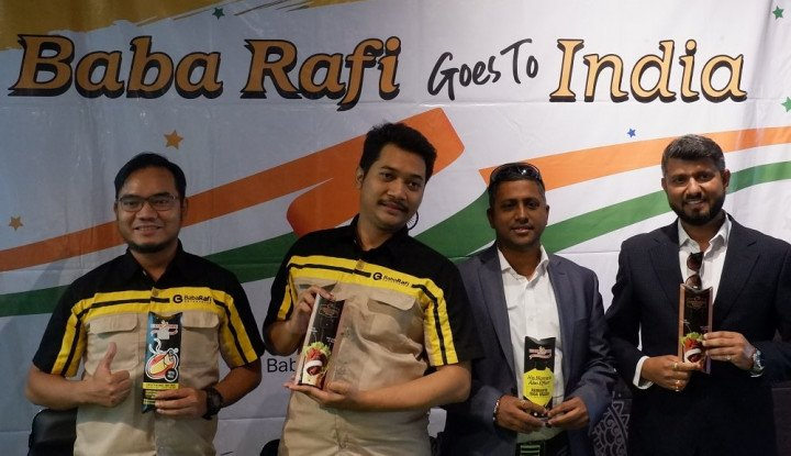 Foto Berita Keren! Kebab Baba Rafi Jadikan India Pasar Ke-10