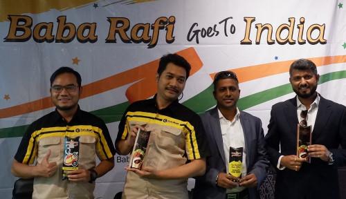 Foto Keren! Kebab Baba Rafi Jadikan India Pasar Ke-10
