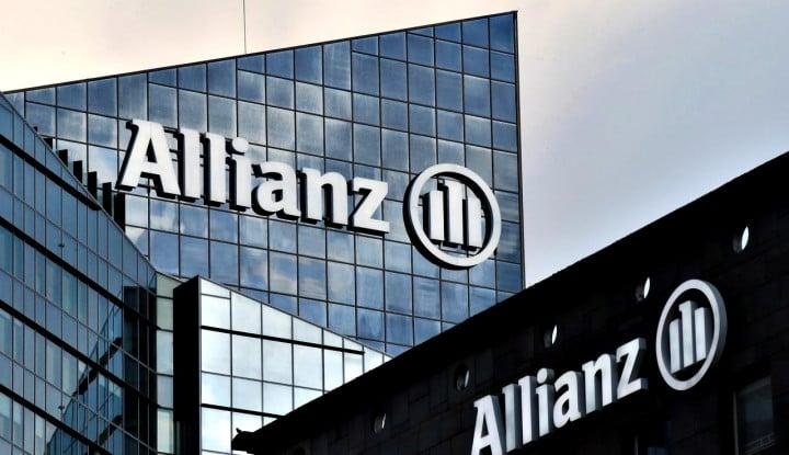 Begini Cara Allianz Genjot Inklusi Keuangan Lewat Fintech - Warta Ekonomi