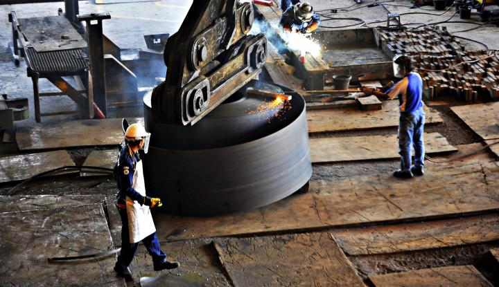 Karyawan Terseret Terorisme, Bos Krakatau Steel Bilang... - Warta Ekonomi