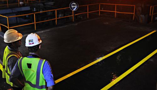 Foto Krakatau Steel Kecewa Berat ke Kawasan Industri Batam karena ini...