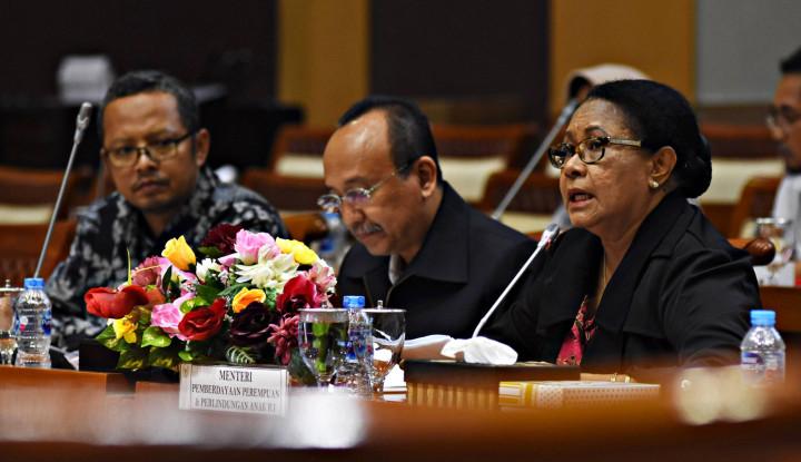Menteri Yohana Dorong Percepatan Penerapan Kesetaraan Gender
