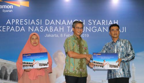 Foto Tabungan Haji Bank Danamon Catatkan Tren Positif