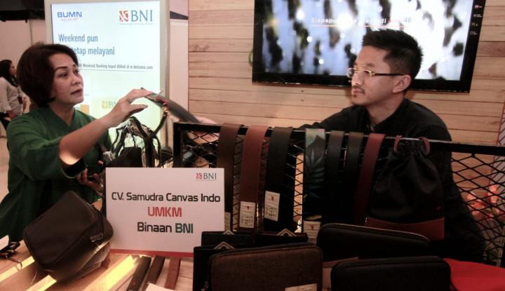 Foto Berita BNI Boyong Exportir ke Pameran HPN