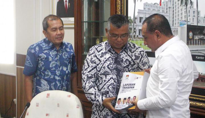 Jelang Pemilu di Sumut, Ini Harapan Edy.... - Warta Ekonomi