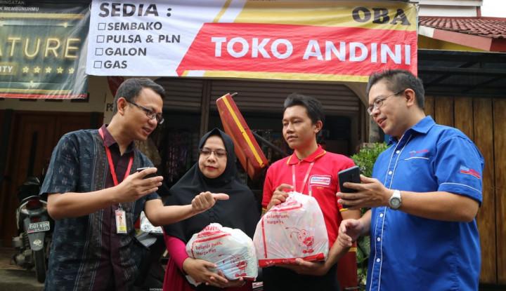 Foto Berita Dorong Daya Saing Mikro, Tokomodal Bantu 2.600 Kelontong di Jabar