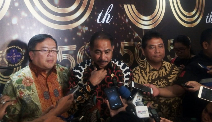 Foto Berita HUT PHRI 50 TH: PHRI Sebagai Penggerak Penting Pariwisata Indonesia