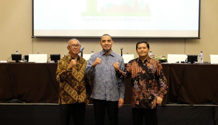 Usai Gabung Semen Indonesia, Holcim Umumkan Nama Baru - Warta Ekonomi