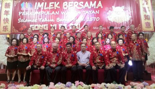 Foto Jadikan Ajang Silaturahmi dan Sosial, Perwarta Gelar Imlek Bersama Ke-9