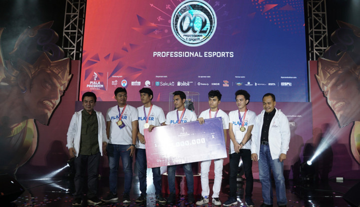 Piala Presiden Esport 2019 Masuki Babak Kualifikasi - Warta Ekonomi