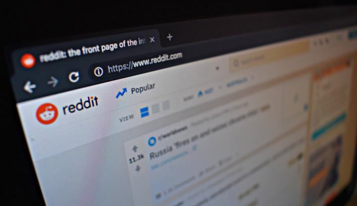 Reddit Valued at $3 Billion after Raising $300 Million - Warta Ekonomi