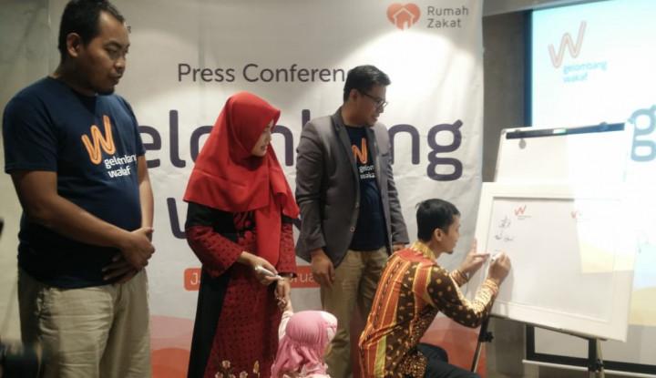 Foto Berita Rumah Zakat Akan Wujudkan Visi Kemanusiaan dari Rumah Sakit Hingga 50.000 UMKM di Indonesia