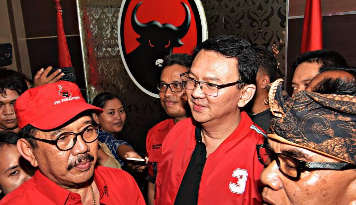 Ahok Tak Mungkin Masuk Anggota TKN Jokowi-Ma'ruf, Sebab... - Warta Ekonomi