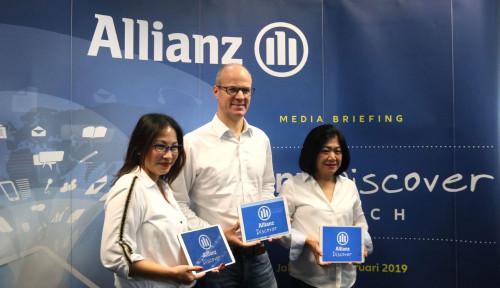 Foto Pahami Kebutuhan Nasabah, Allianz Kenalkan Aplikasi Penjualan Digital