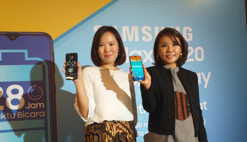 Foto Luncurkan M20 di Indonesia, Langkah Samsung Hadapi Xiaomi?