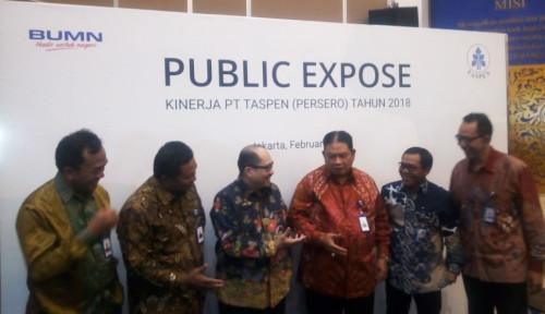 Foto Selain Boyong Banyak Penghargaan di 2018, Taspen Catat Laba Rp271 Miliar