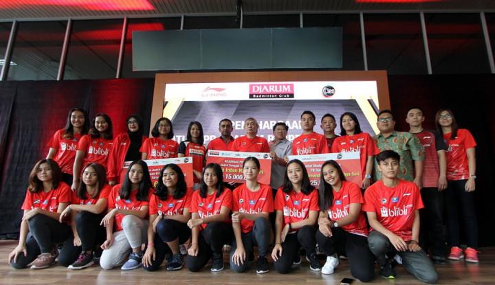 Atlet Muda Berprestasi, Djarum Foundation Guyur Bonus Hingga Rp145 Juta - Warta Ekonomi