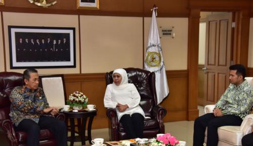 Foto Komitmen Gubernur Baru Jatim Cegah Korupsi Lewat Penguatan Sisi Hulu