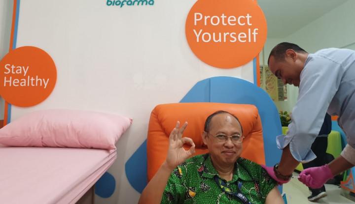 Foto Berita Catat!! Calon Jemaah Umroh Bisa Dapatkan Vaksin Meningitis di Imunicare Bio Farma