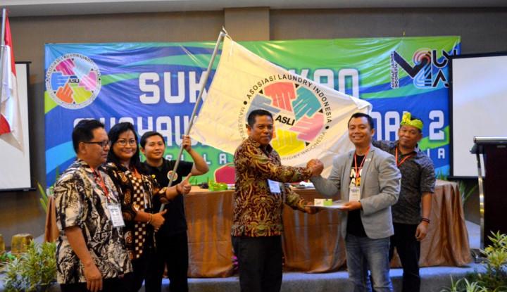 Apik Primadya Kembali Terpilih Jadi Ketua Umum Asosiasi Laundry Indonesia - Warta Ekonomi