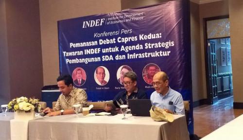 Foto Tingginya Impor Hingga Krisis Data Pangan, Apa Solusi Jokowi dan Prabowo?