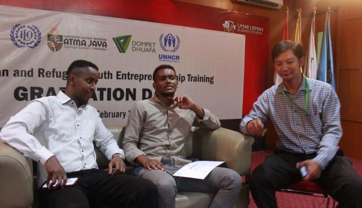 Empat Lembaga Ini Ciptakan Wirausaha dari Para Pengungsi Lintas Negara - Warta Ekonomi