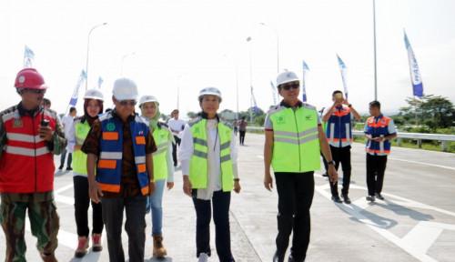 Foto Tol Pasuruan-Probolinggo Siap Beroperasi, Waktu Tempuh Jadi 30 Menit