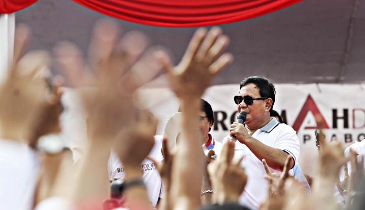 Rp11.000 T yang Disebut Prabowo Hanya Gosip? - Warta Ekonomi