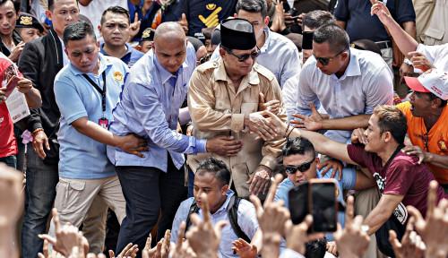 Foto Putra Mbah Moen Dukung Prabowo?