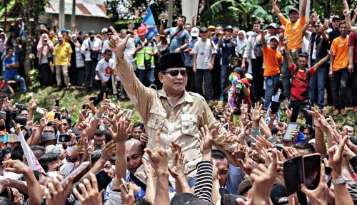 Foto Saya Wakafkan Sisa Hidup untuk Bangsa, Kata Prabowo