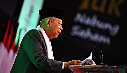 Ma'ruf Bidik Jabar sebagai Kawasan Industri Halal, Ada Potensi...