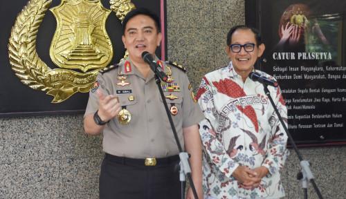 Foto Belum Bertindak, Polri Tunggu Bukti untuk Usut Kepala Daerah Simpan Rp50 M di Kasino Luar Negeri