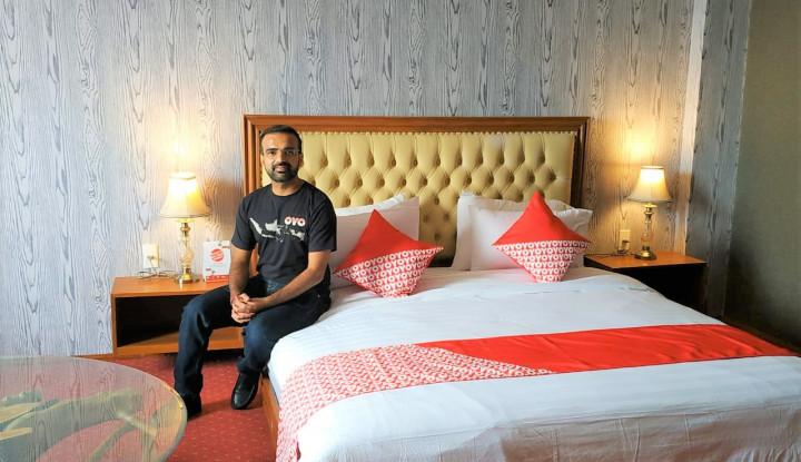 Berbasis Teknologi, OYO Transformasi Hotel Lokal Hanya dalam 14 Hari - Warta Ekonomi