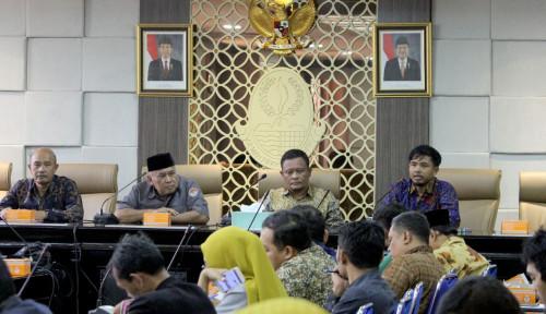 Foto Catat!! DPRD Jabar Dilarang Kampanye saat Reses