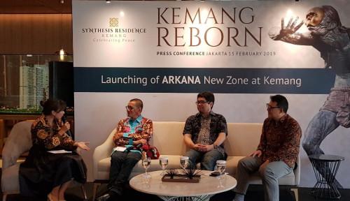 Foto Besok, 2 Seniman Ternama Meriahkan Peluncuran Arkana di Kemang