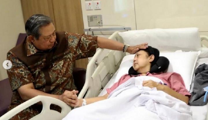 SBY Dihina. Ani Yudhoyono Sedih, Ini Pelakunya - Warta Ekonomi