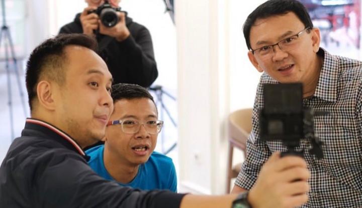Ajib! Jadi Vlogger, Ahok Bisa Kantongi Uang Segini - Warta Ekonomi