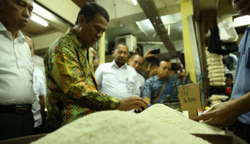 Foto Harga Beras di Indonesia Tertinggi di Dunia? Periksa Dulu Datanya!