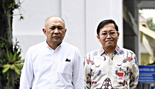 Foto Teten Masduki, Pria Asgar yang Ditunjuk Jokowi Jadi Menteri