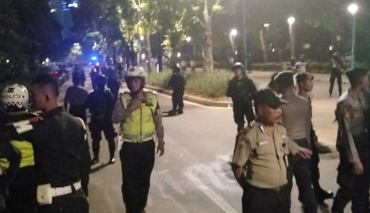 Dua Korban Ledakan di Area Debat Capres Dilarikan ke RS Mintohardjo - Warta Ekonomi