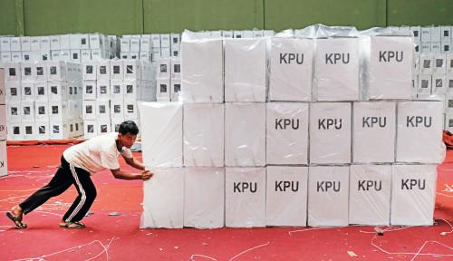 Foto LSI Denny JA: 30 Persen Potensi Golput, 50 Persen Tak Tahu Pelaksanaan Pemilu