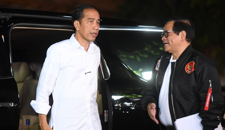 Pembangunan Infrastruktur Pak Jokowi