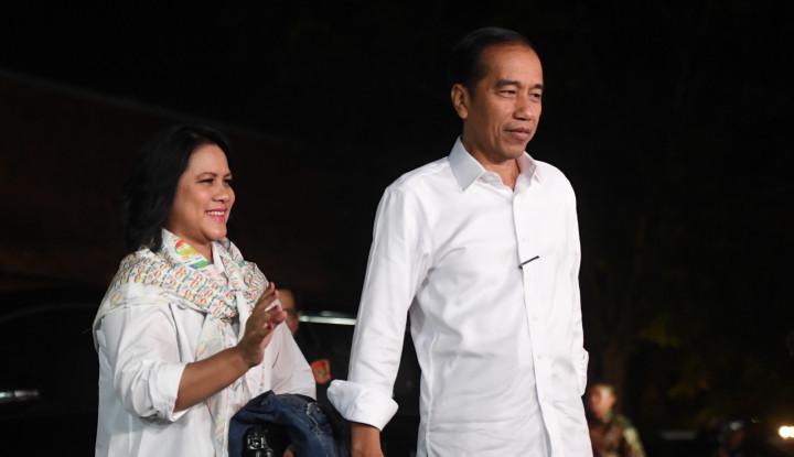 Jokowi-Maruf: Tidak Ada Kejutan Khusus, Mengalir Saja - Warta Ekonomi